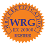 Registered WRG IEC 20000 Certified