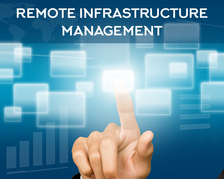 Remote Infrastructure-Management Services