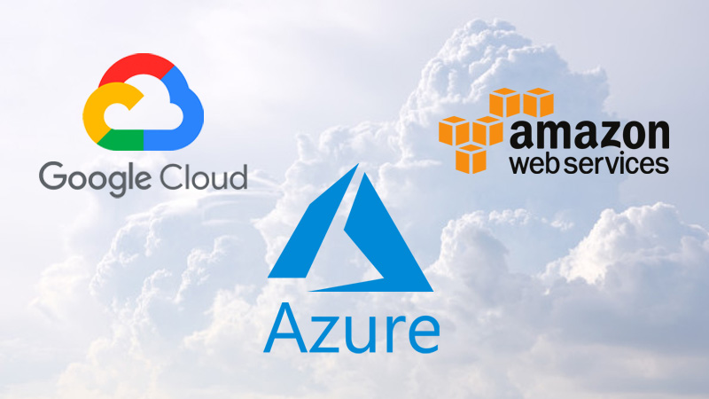 Battle of AWS, Azure and GCP