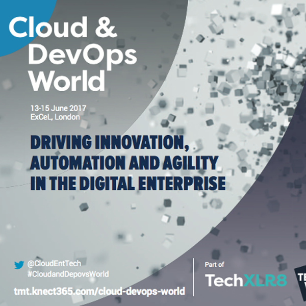 Cloud and DevOps World 2018