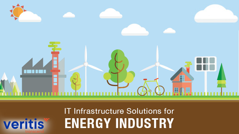IT Infrastructure Solutions for Energy Industry