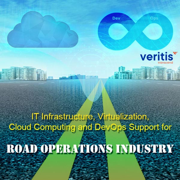 Veritis Suite of Services for Road Operations Industry