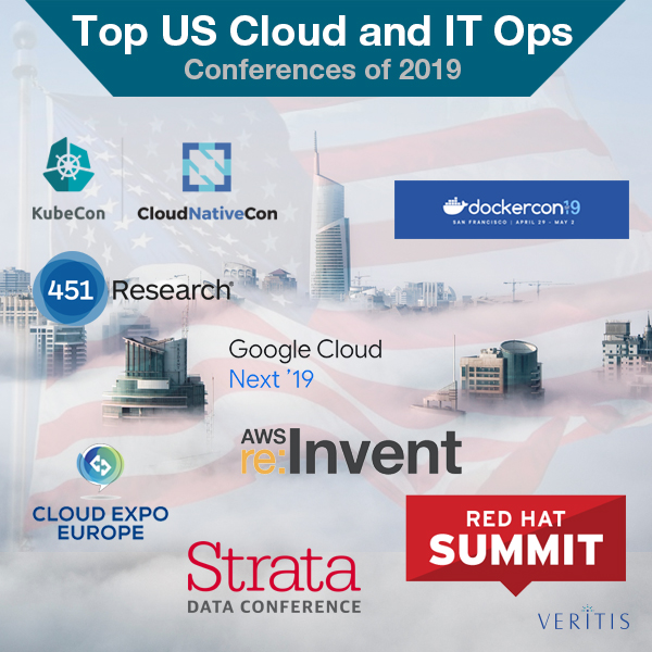 Top US Cloud and IT Ops Conferences of 2019 Thumb
