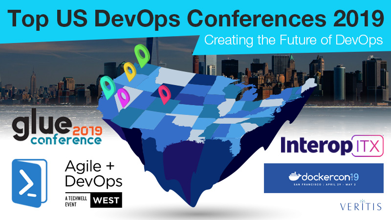 Top US DevOps Conferences 2019: Creating the Future of DevOps
