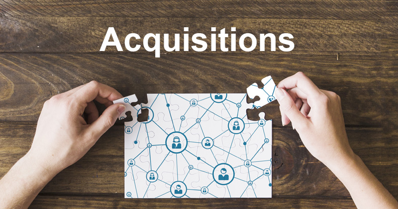 Types of Acquisitions