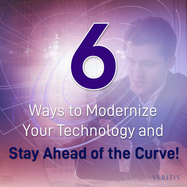6 Ways to Modernize you Technology Thumb