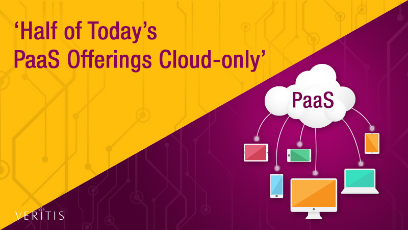 Half of Today's PaaS Offerings Cloud-only
