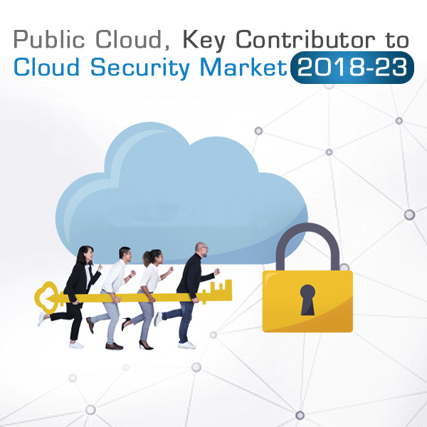 Public Cloud Key Contributor to Cloud Security Market Thumb