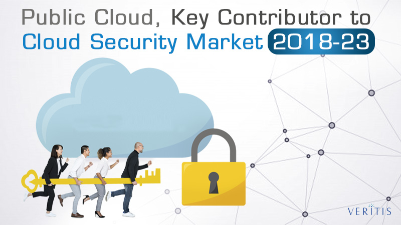 Public Cloud Key Contributor to Cloud Security Market