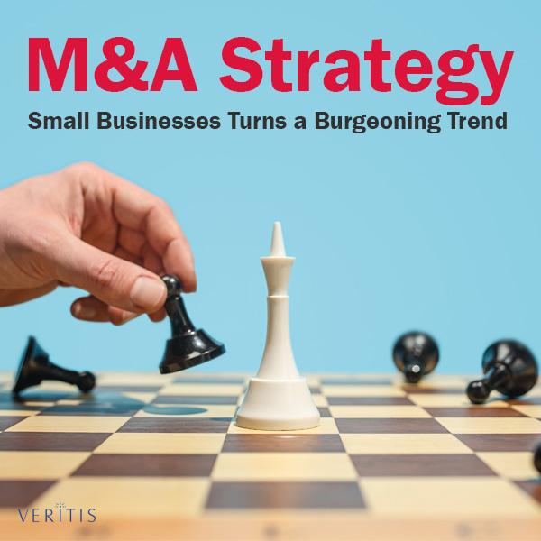 M&A Strategy Thumb