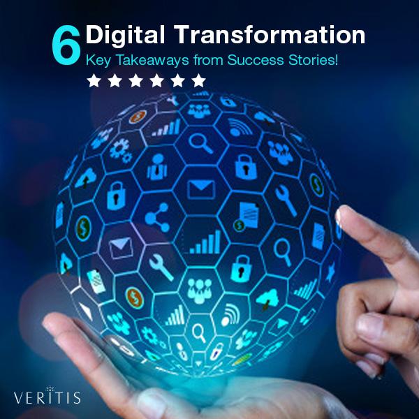 Digital Transformation: 6 Key Takeaways from Success Stories!