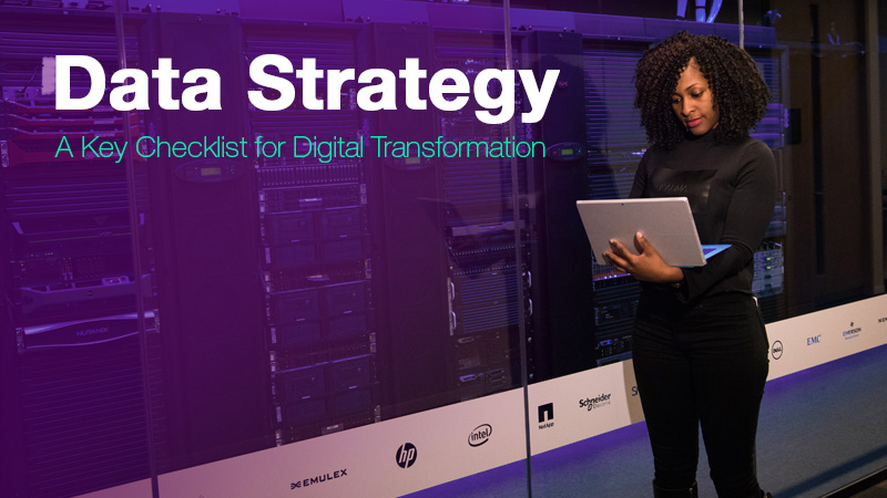 Data Strategy Checklist for Digital Transformation