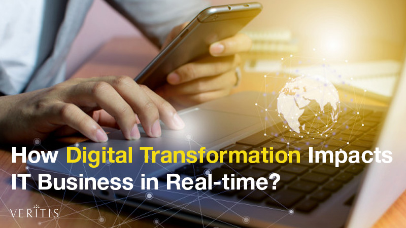 Digital Transformation Impacts IT Business