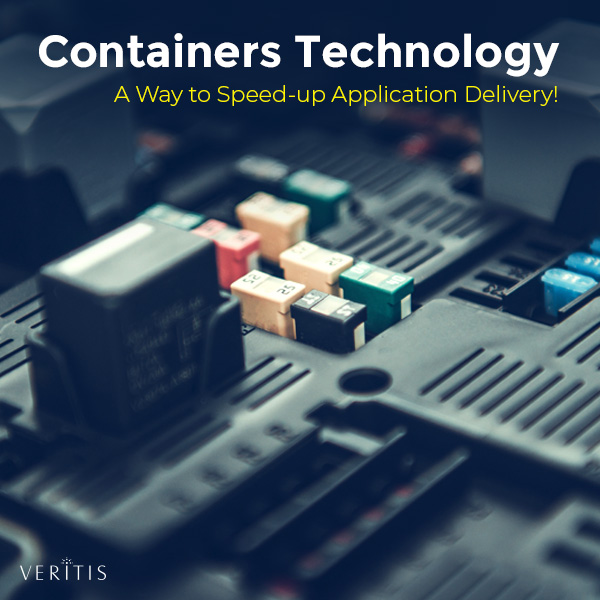 Containers Technology Speed-up Application Delivery! Thumb