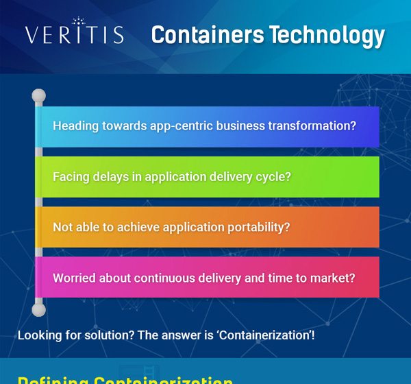 Containers Technology - Infographic