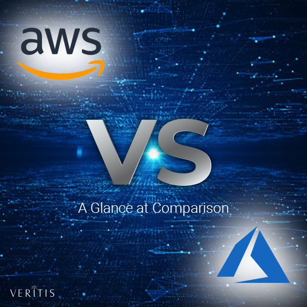 AWS Vs Azure Cloud - A Glance at Comparison