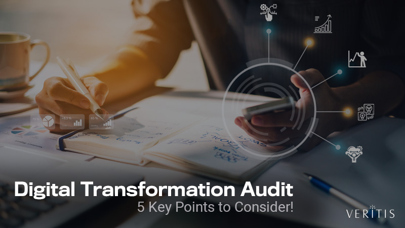 Digital Transformation Audit