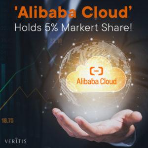 Alibaba Cloud Holds 5% Global Cloud Market Share Thumb