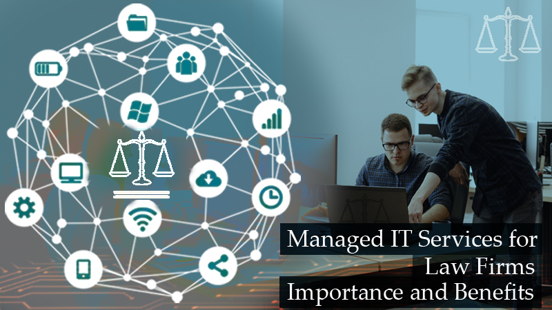 Managed IT Services for Law Firms: Importance and Benefits