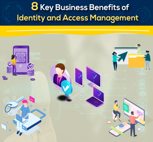 8 Key Business Benefits of Identity and Access Management Infographic Veritis Thumb