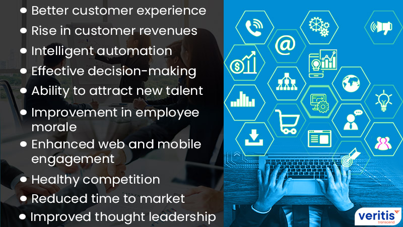 Business and Digital Transformation Advantages