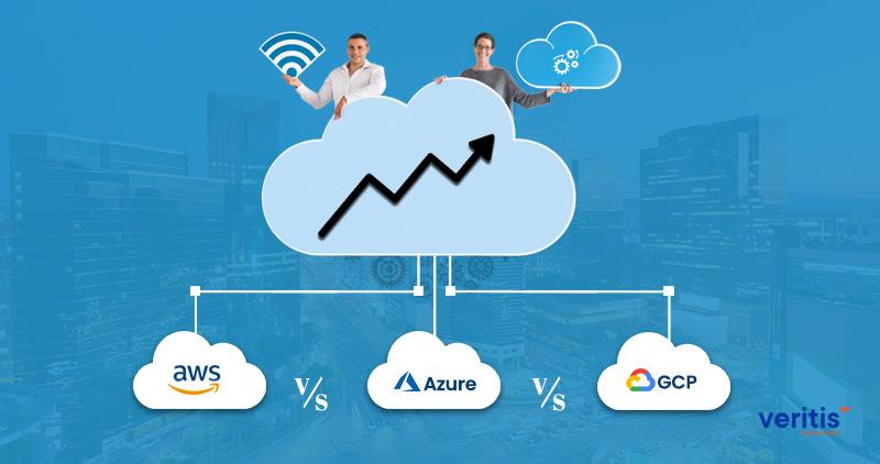 AWS Vs Azure Vs GCP: Cloud Market Share Q1 2021