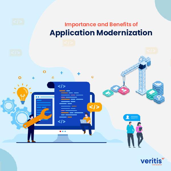 Importance and Benefits of Application Modernization Thumb